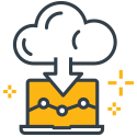 Cloud Services Icon for Octavian Technology Group