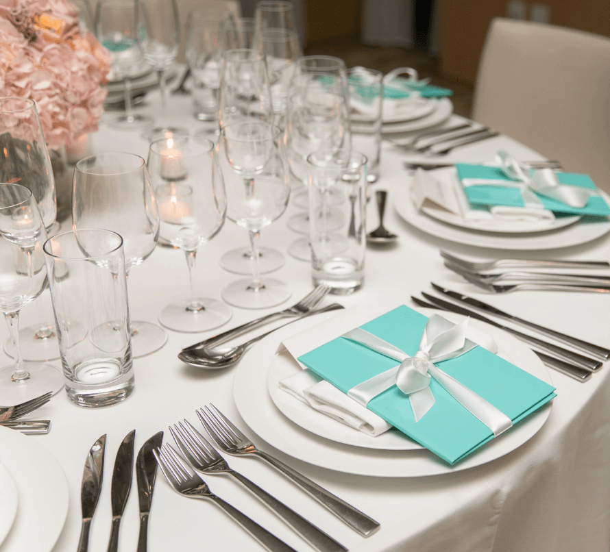 Tiffany & Co. Japan : VIP private dinning @ PUBLIC HOTEL