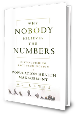Why Nobody Believes the Numbers by Al Lewis