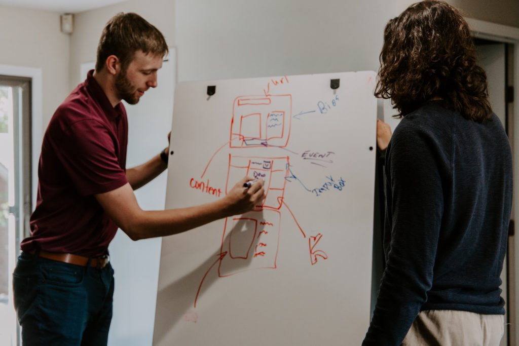 Digital content marketing strategy