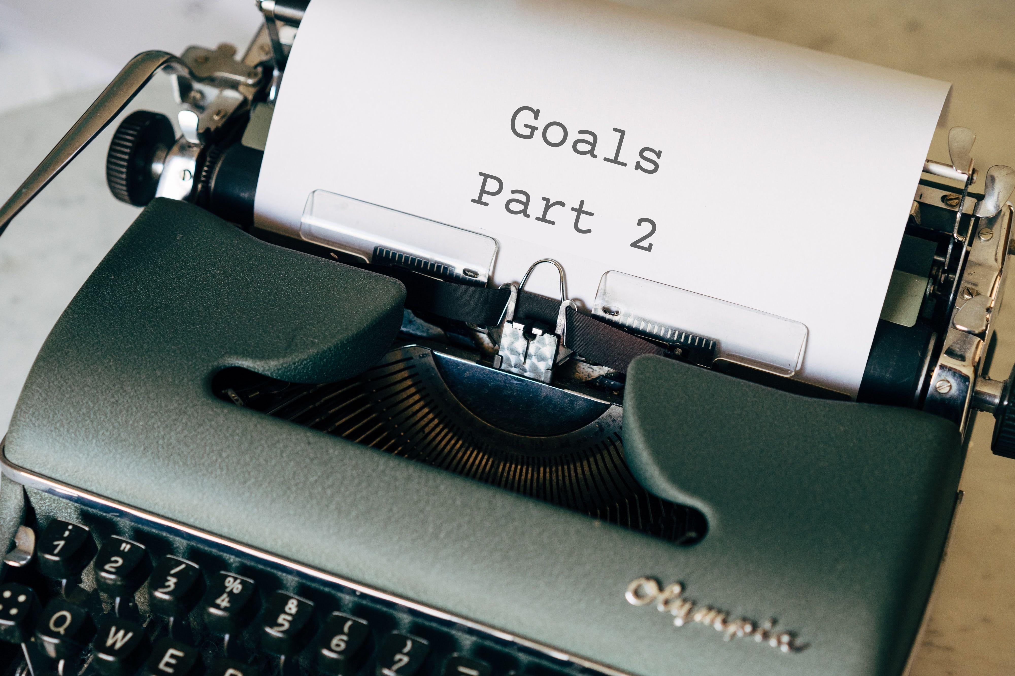 Email Marketing Goals Part 2