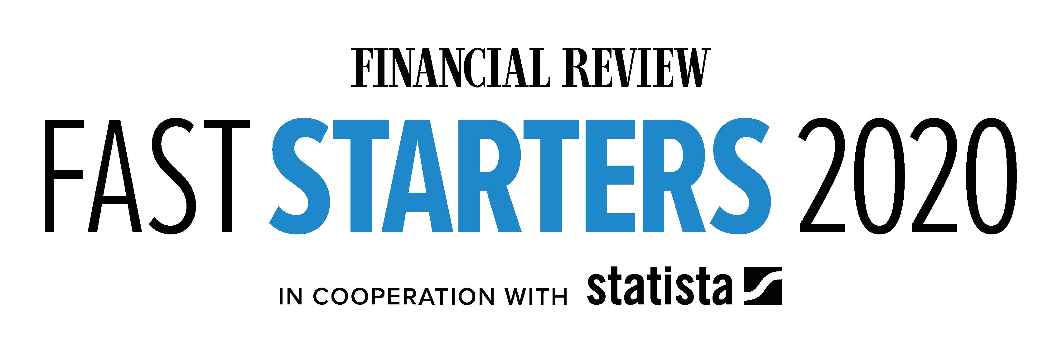 AFR Fast Starters 2020