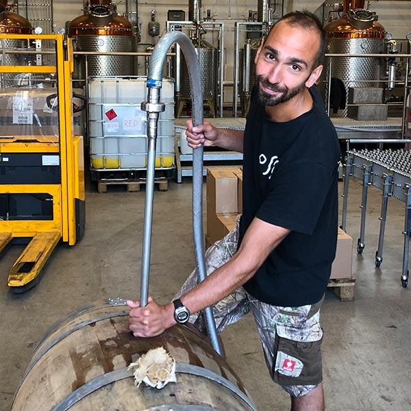 OSS Craft Distillery