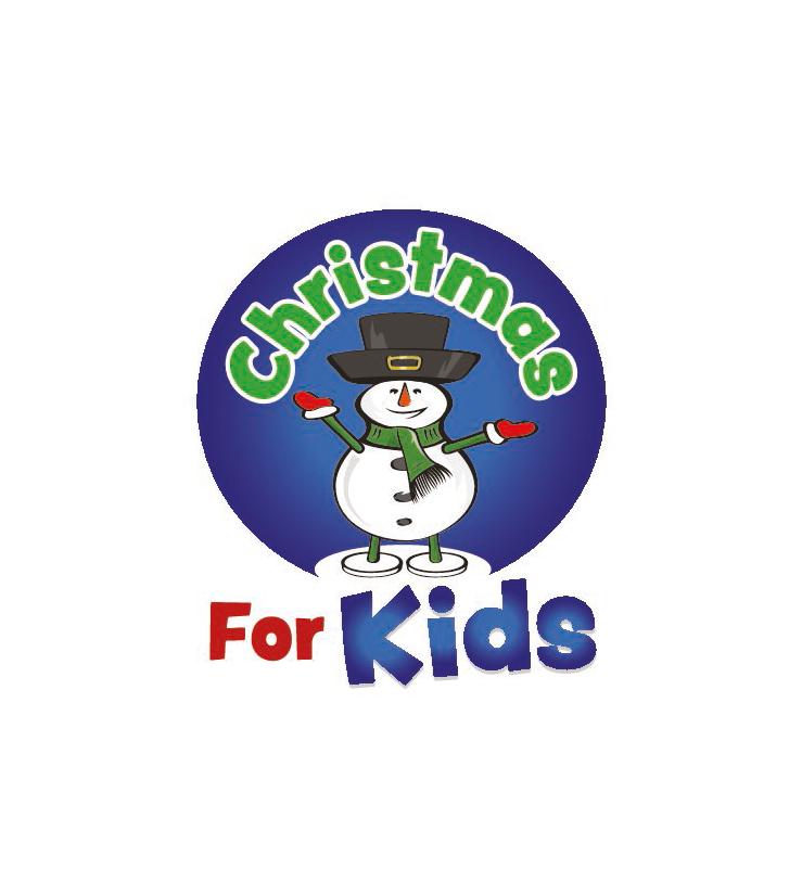 Christmas for kids logo