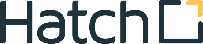 Purple Hatch logo
