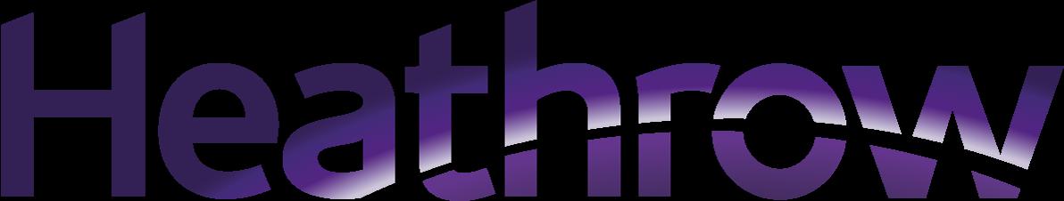 Purple Heathrow Logo