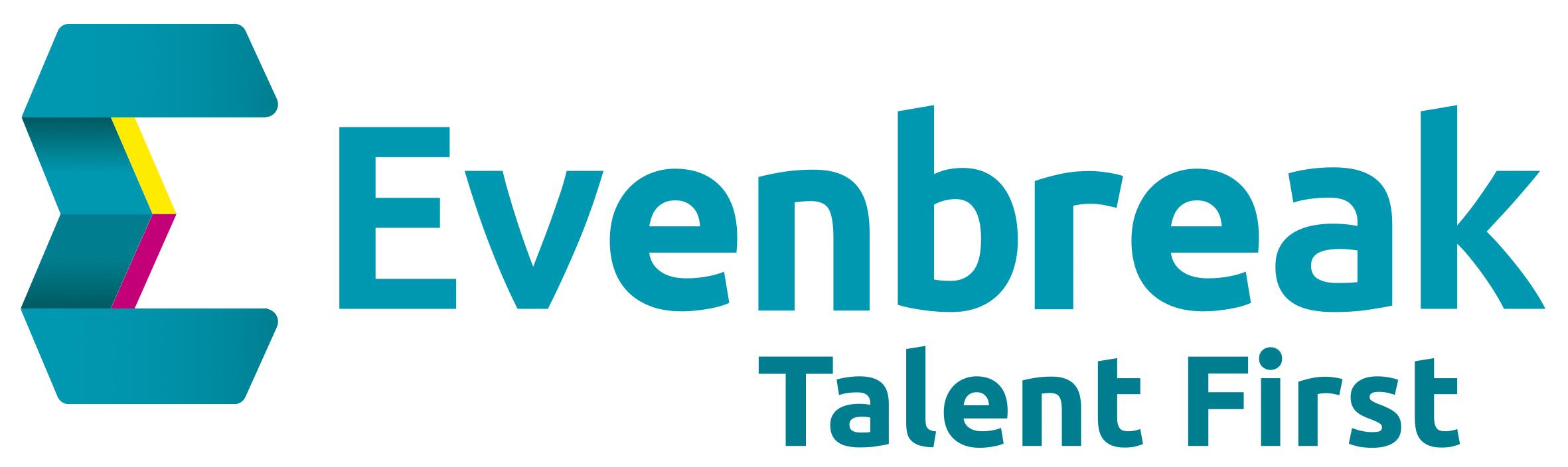 Evenbreak Talent First logo