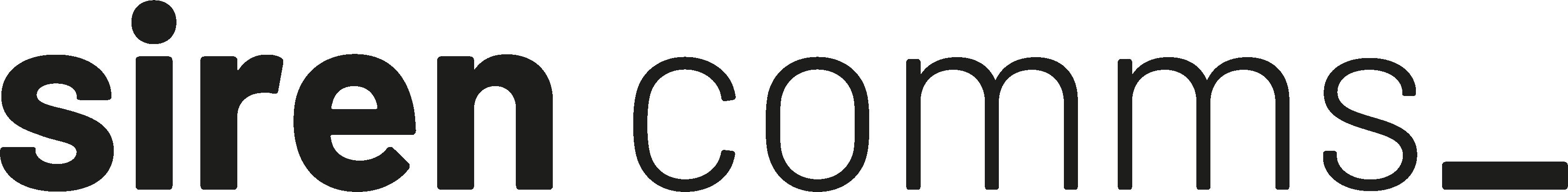 Siren Comms logo