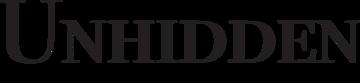 Black Unhidden logo