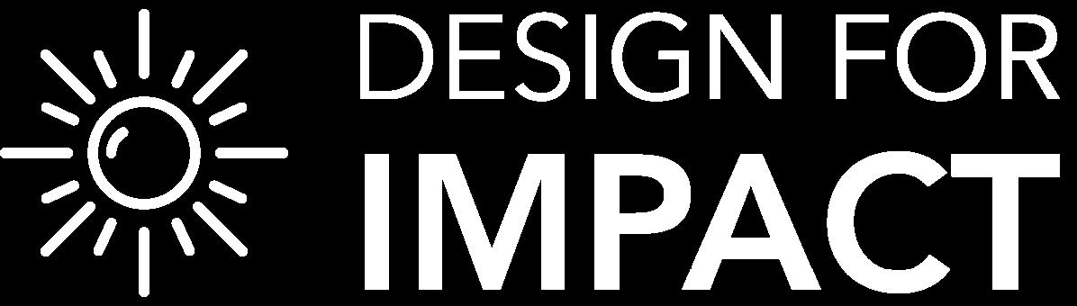 Design for Impact logo