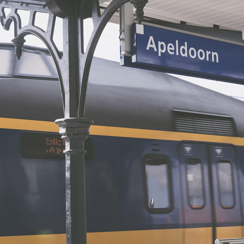 Station van Apeldoorn waar Statie gevestigd is