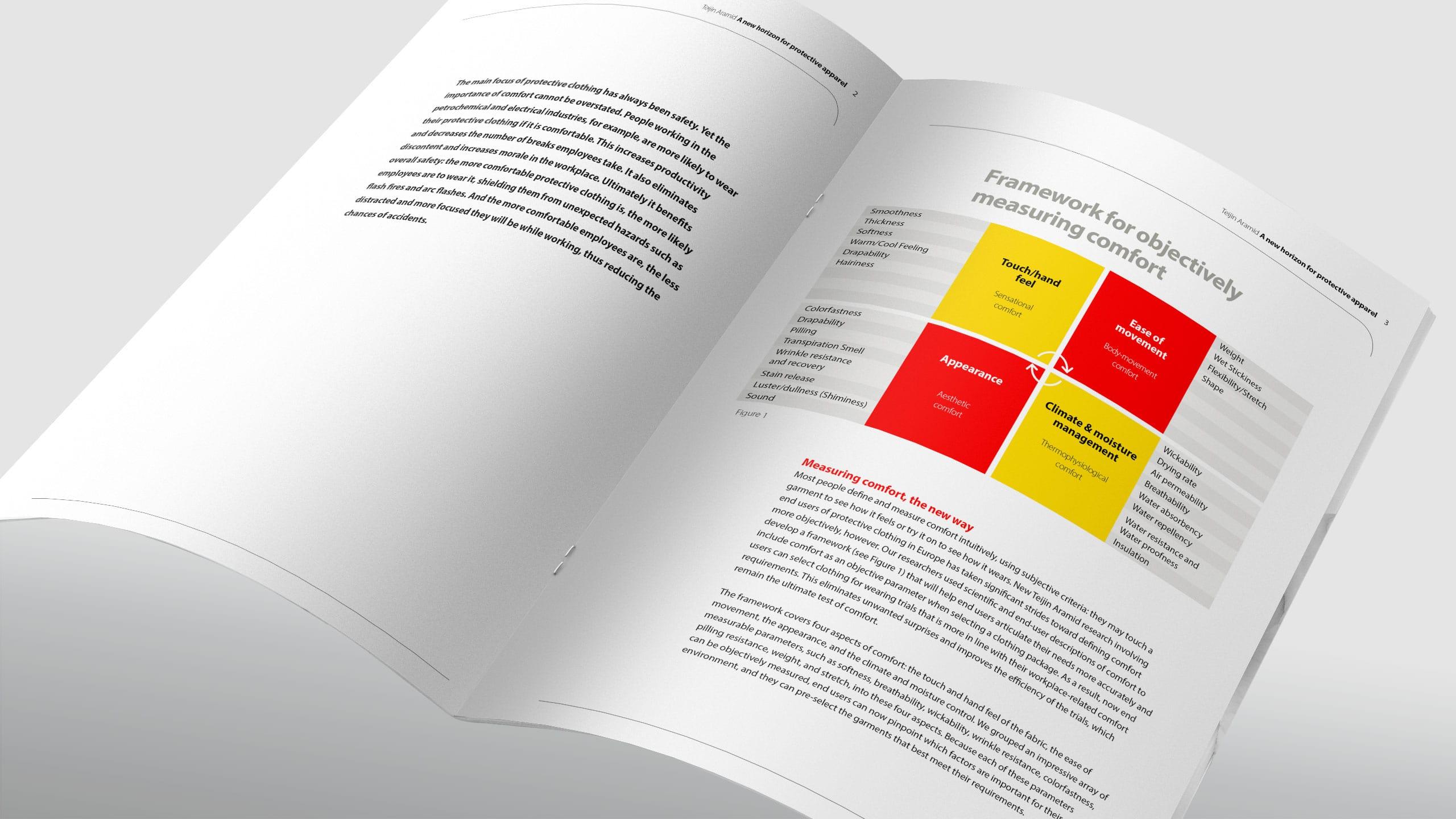 Binnenwerk van de whitepaper over safety als onderdeel van de Safety & Life protecion campagne