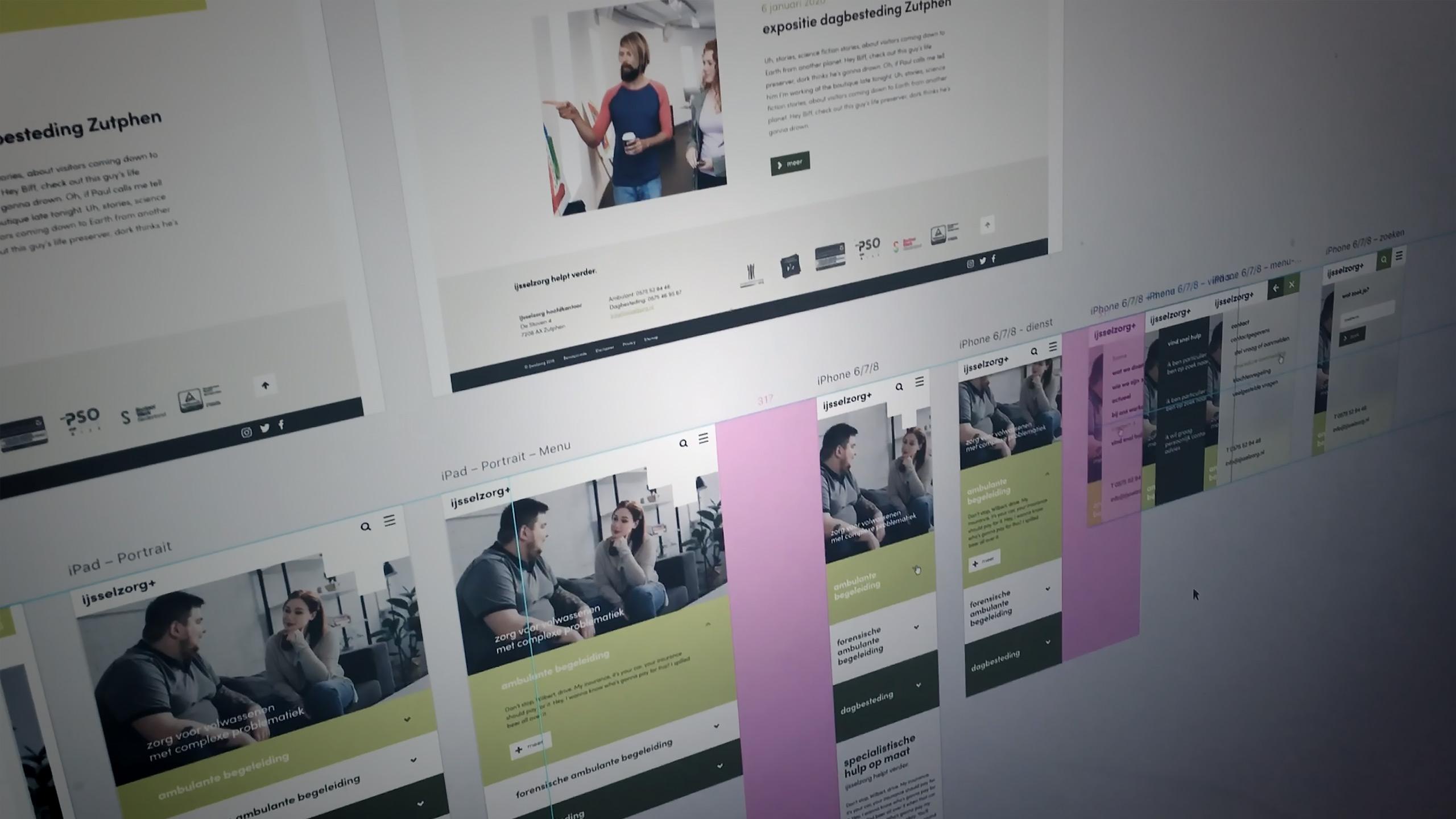 We zijn op zoek naar een designer, die voor 80% digital omarmt en ook nog steeds genoeg snapt van de minder digital kant van het communicatievak.