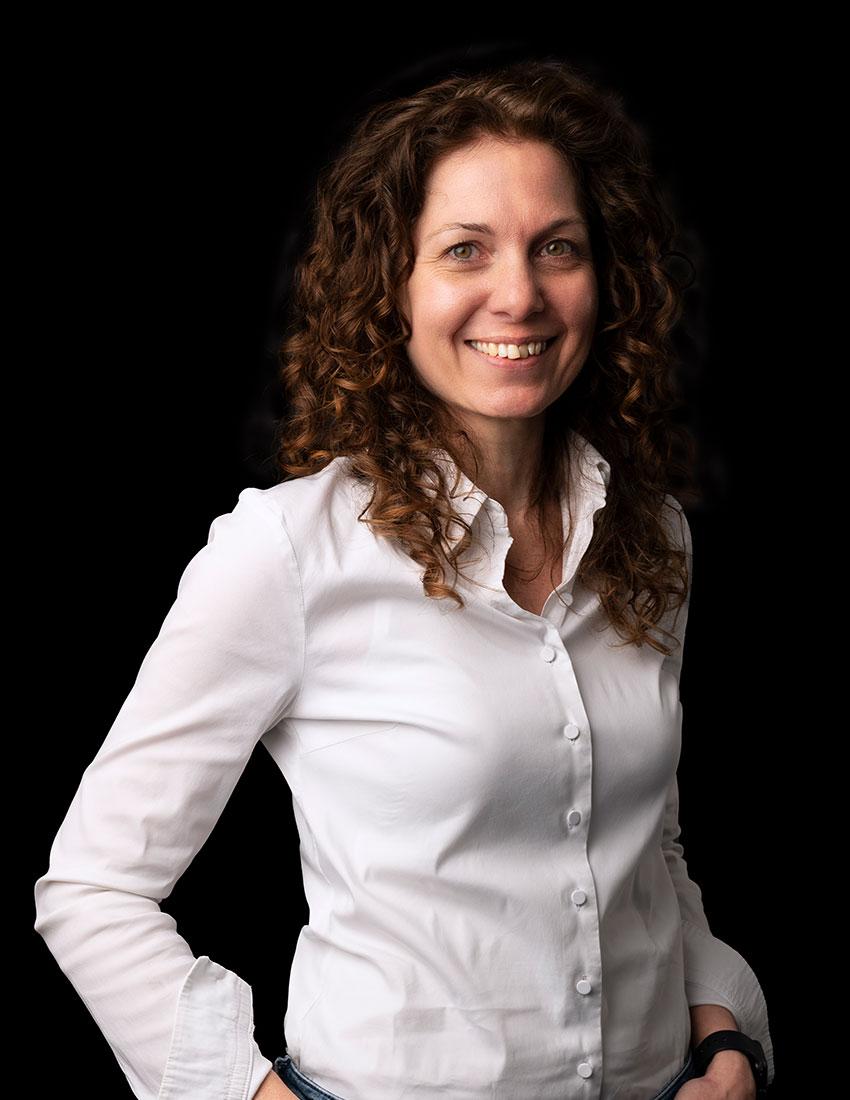 Dunja Schmoll is verantwoordelijk voor account en advies bij Coolbrand