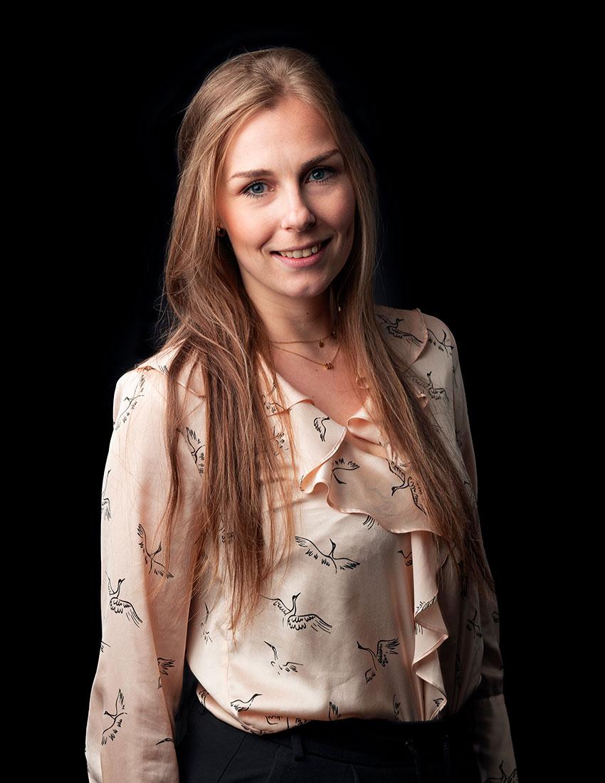 Marieke Hartkamp is verantwoordelijk voor creatie en motion design bij Coolbrand