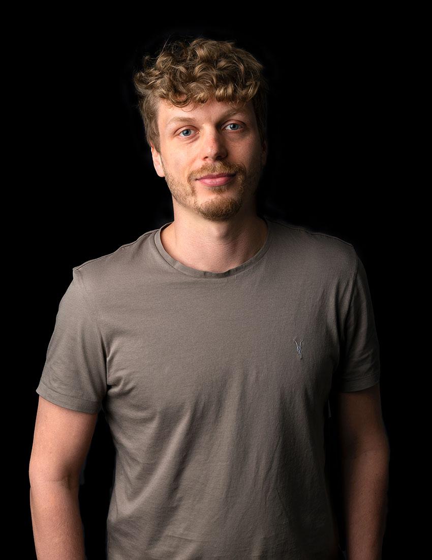 Mitchell van Kooten is verantwoordelijk voor creatie en UX design bij Coolbrand