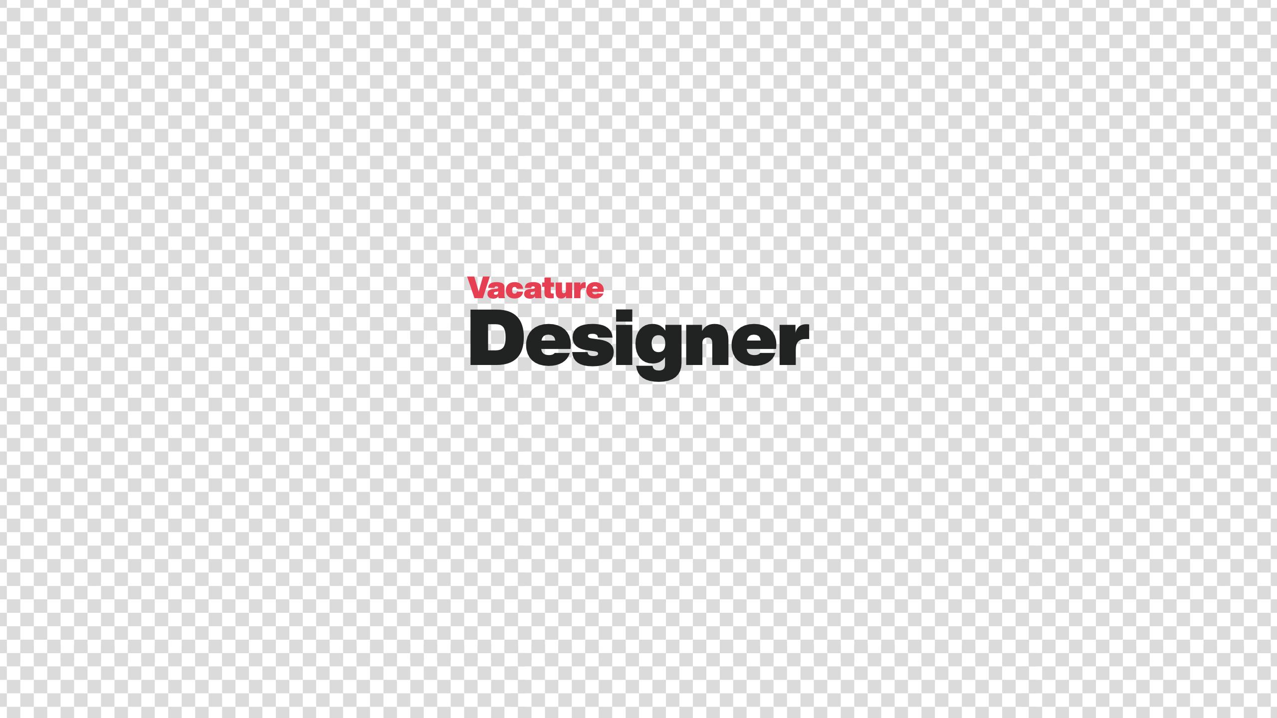Coolbrand heeft een vacature voor een allround designer