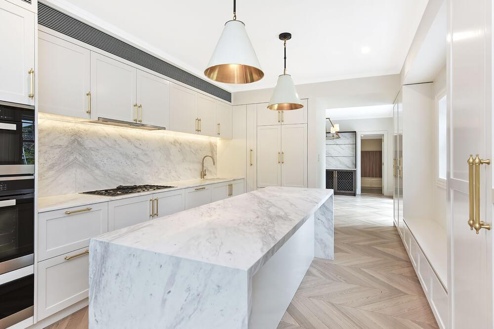 kitchen electrician lighting