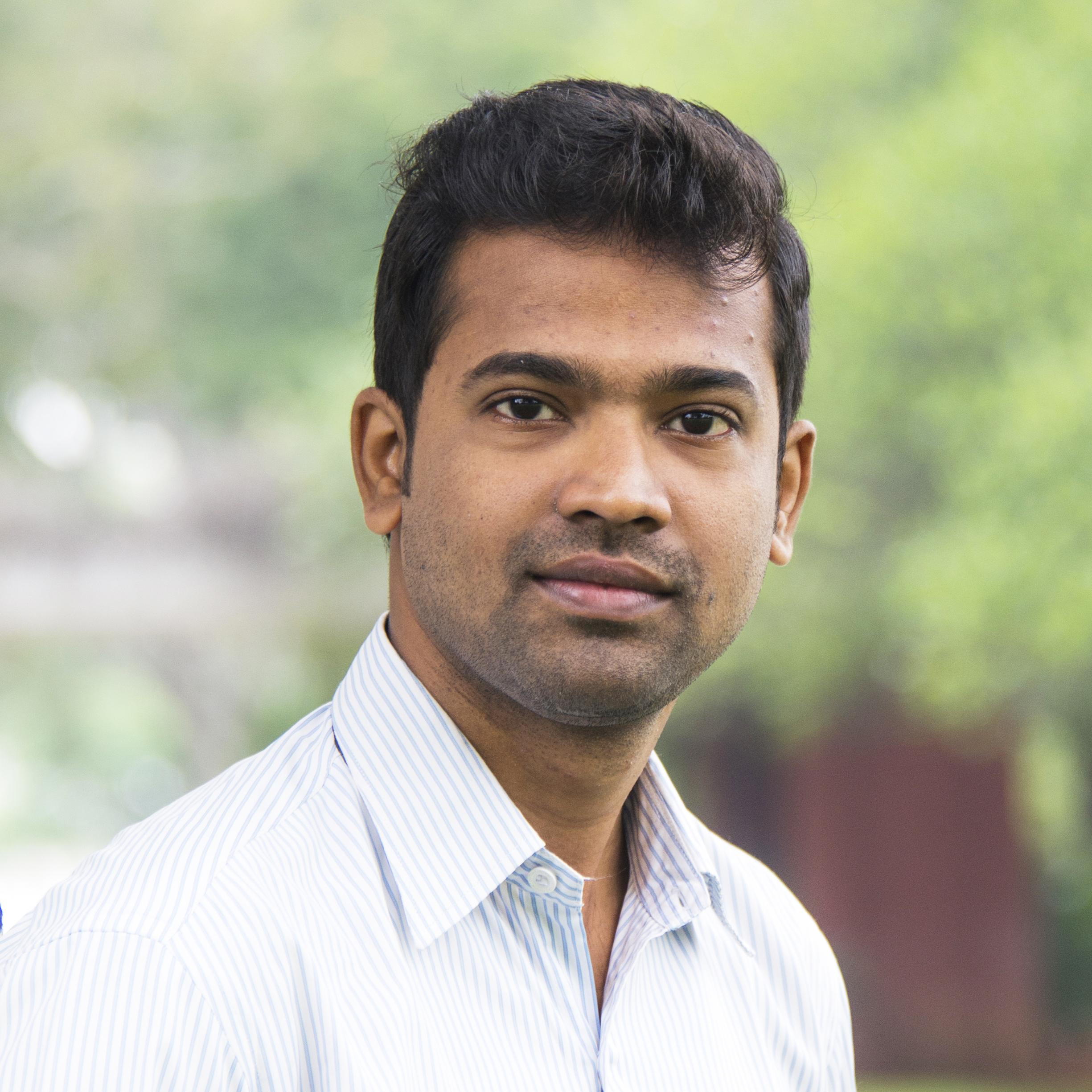Payyalore Sainath