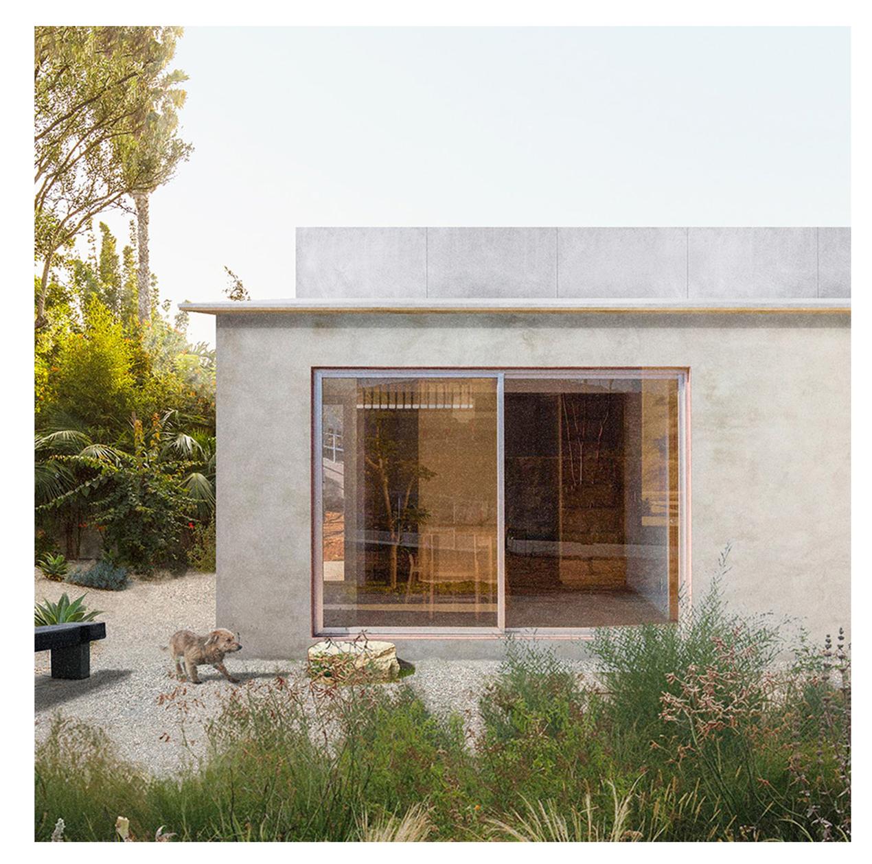 I photo of a backyard home, duplex, or ADU