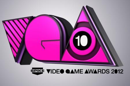 SPIKE VIDEO GAME AWARDS 2012 LOGO EXPLORATION