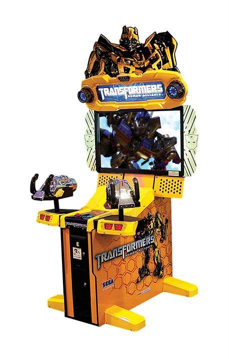 Sega Transformers