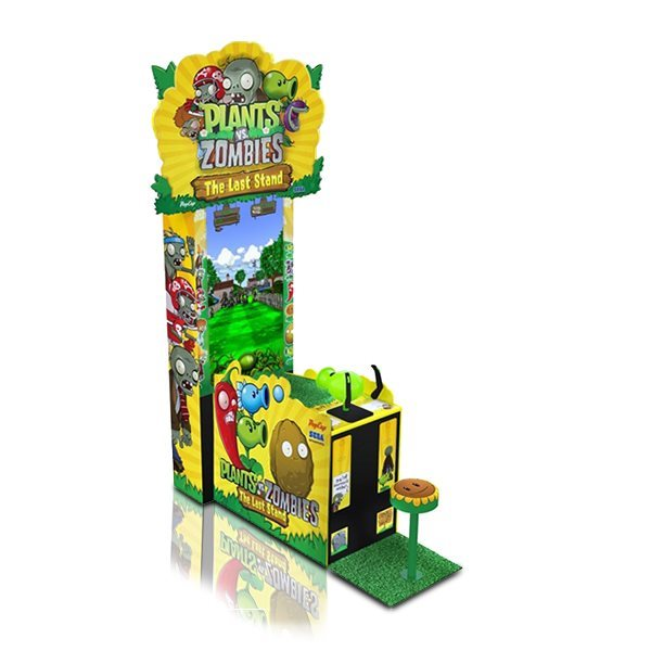 Plantz VS Zombies cabinet