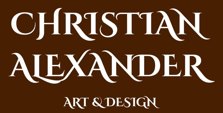 Christian Alexander footer logo
