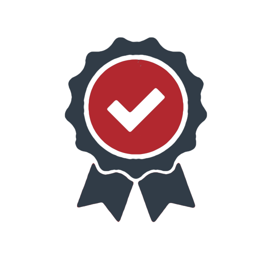 A badge of Quality Assurance