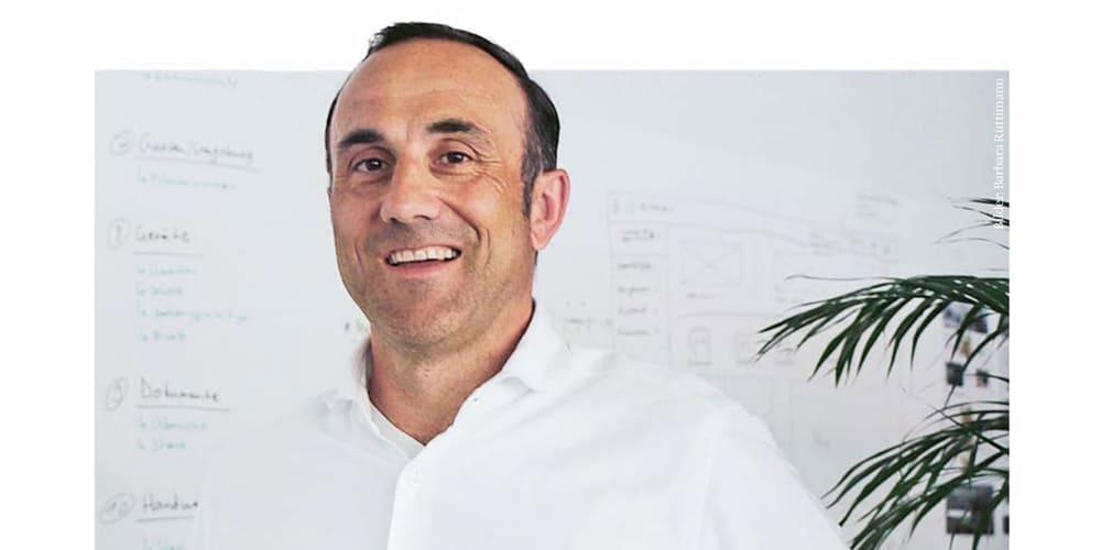 Interview du fondateur Stefan Schärer, CEO Houzy