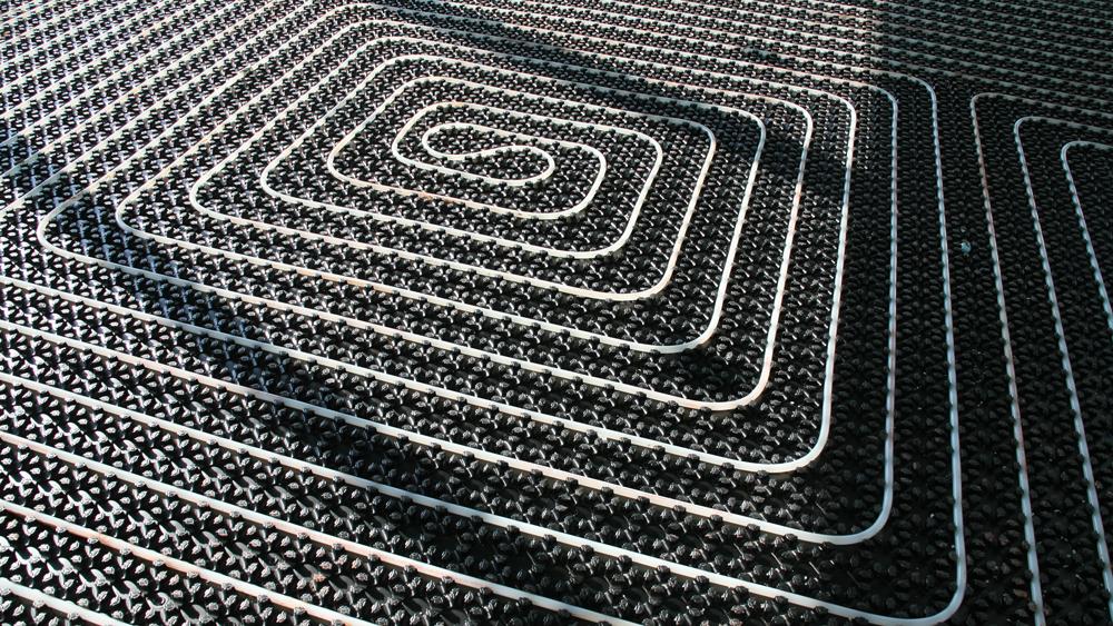 Rénover chauffage au sol