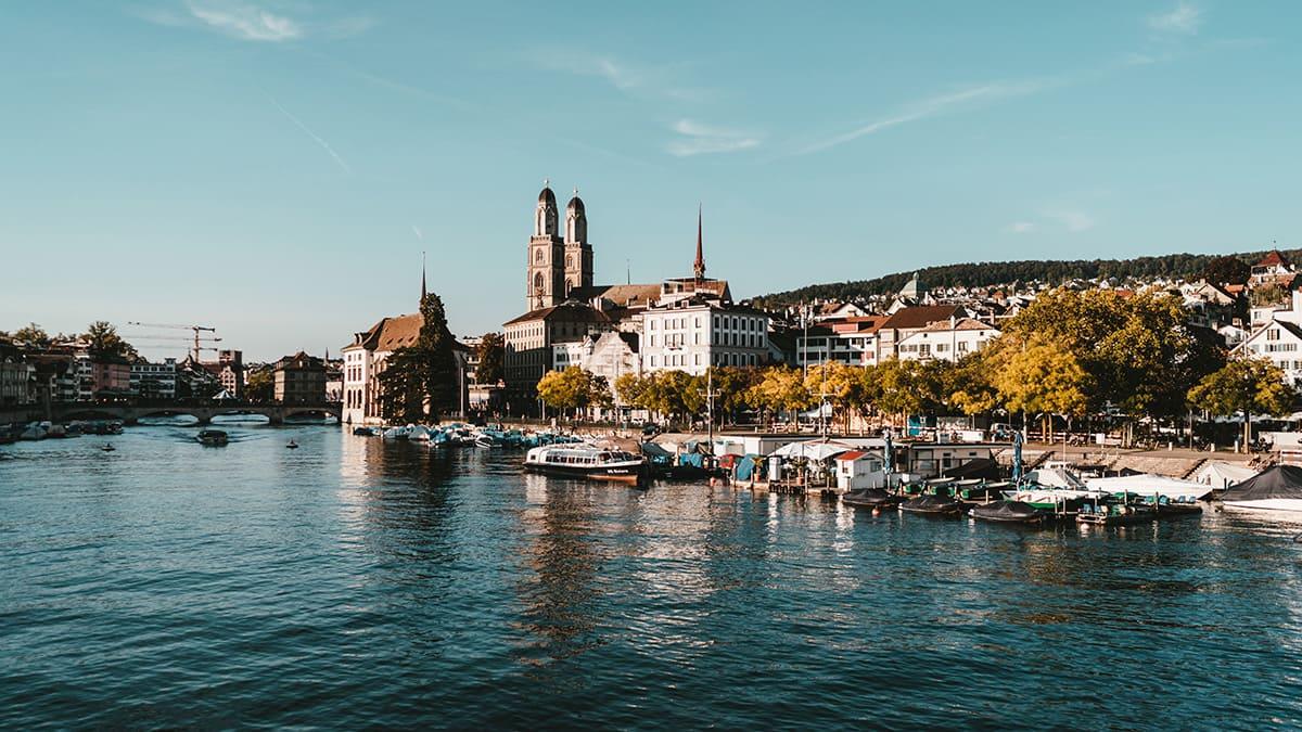Bulle immobilière: Prix de l'immobilier dans la ville de Zurich
