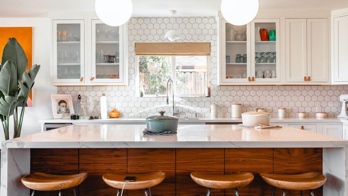 Rénover la cuisine: Pour de beaucoup, la cuisine est au cœur de la vie de famille et du quotidien.