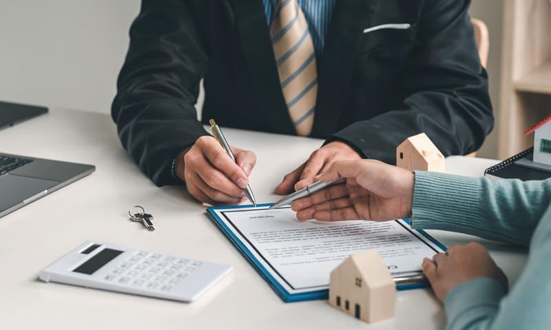 Checkliste achat maison – inscription registre foncier