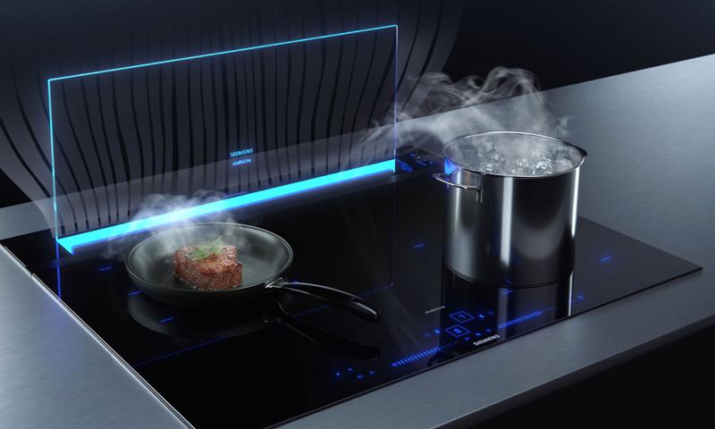 Cuisine : plaque de cuisson intelligente