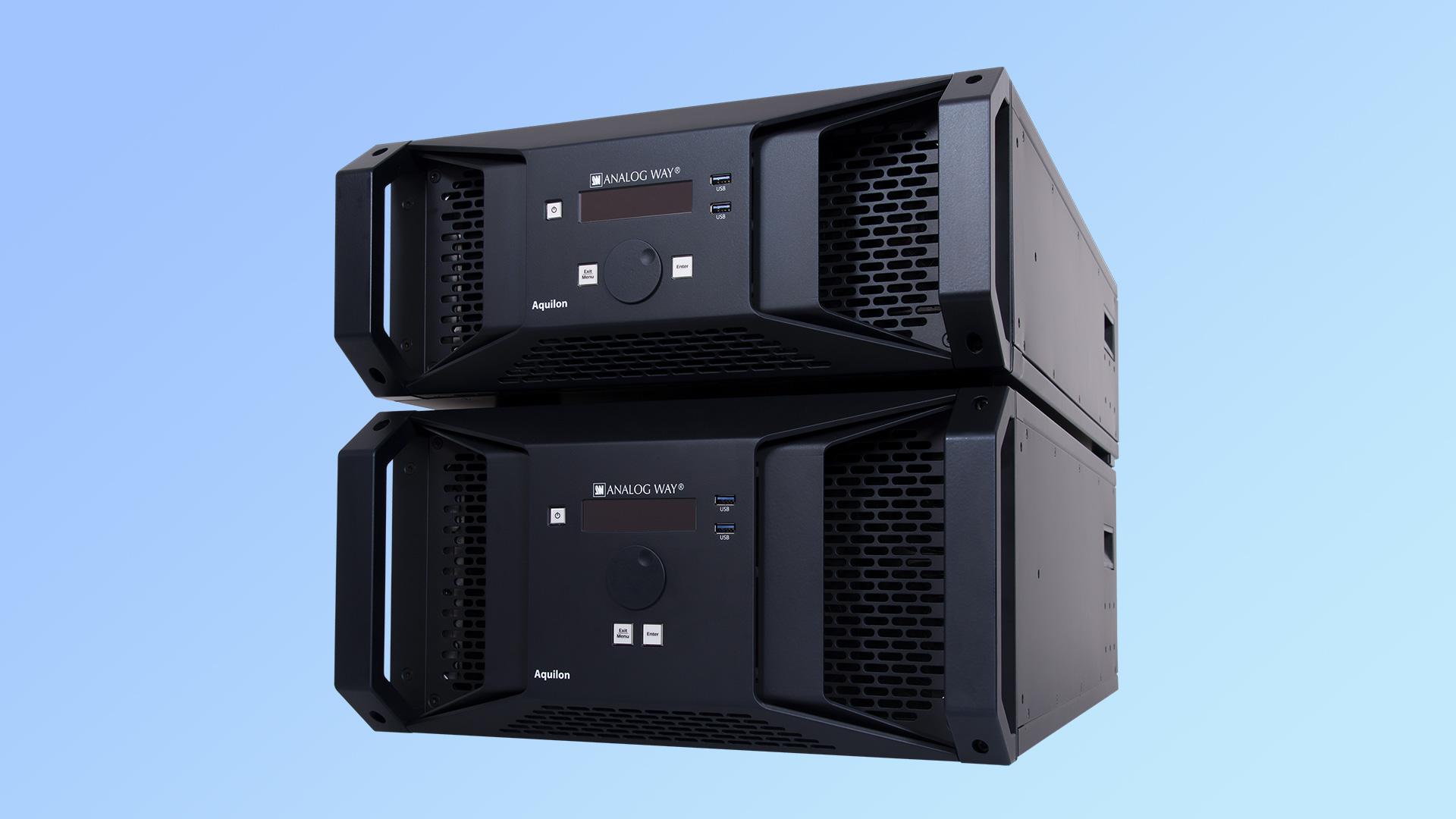 LivePremier™ presentation switchers
