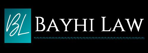 Bayhi Law Logo