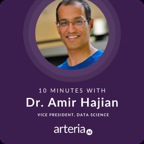 Amir Hajian - headshot