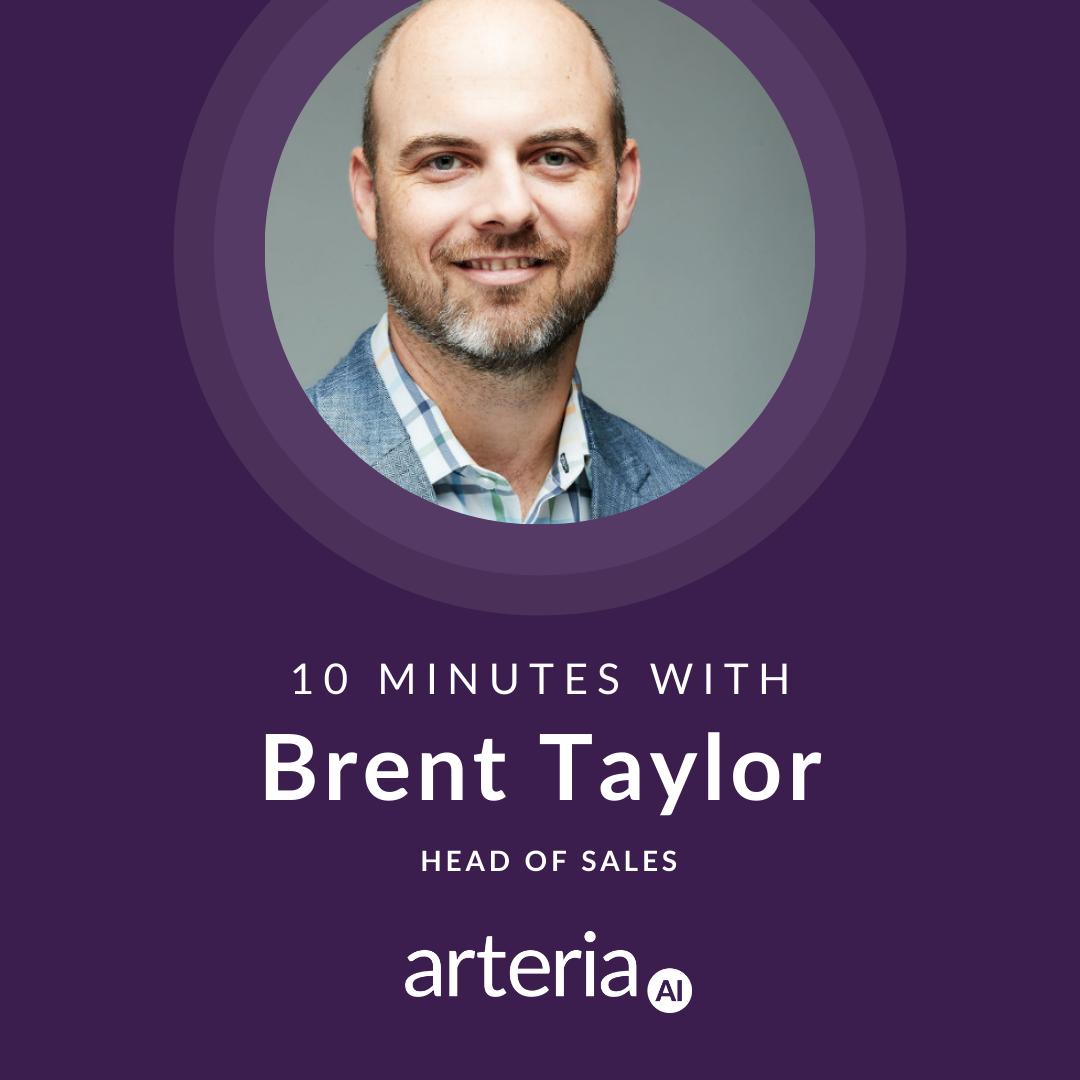 Brent Taylor - headshot