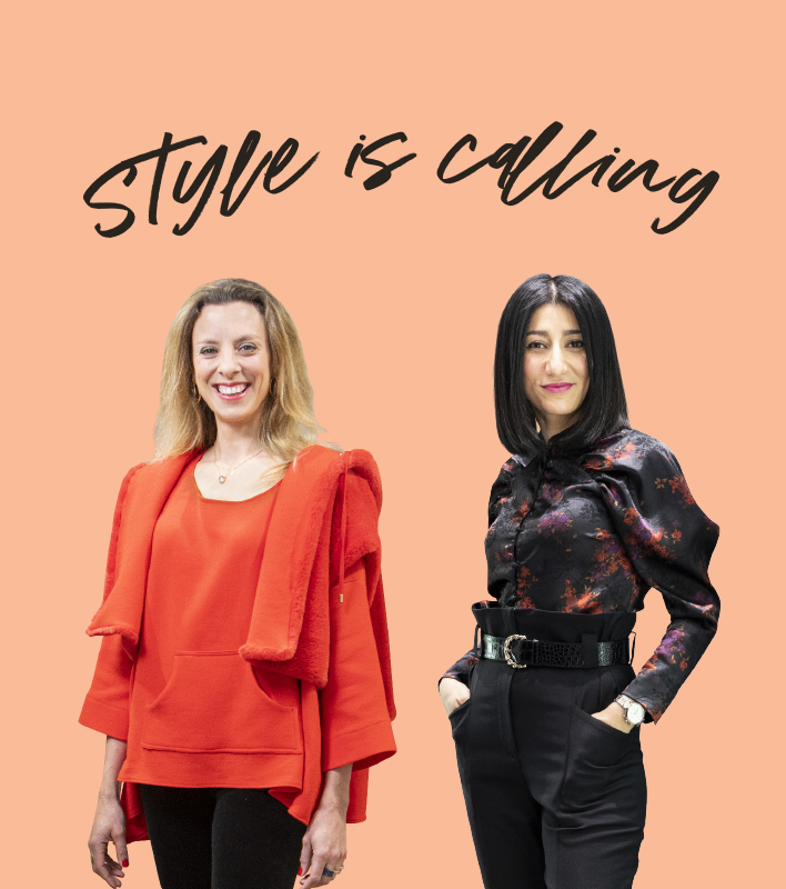 Nos personal shoppers vous relookent