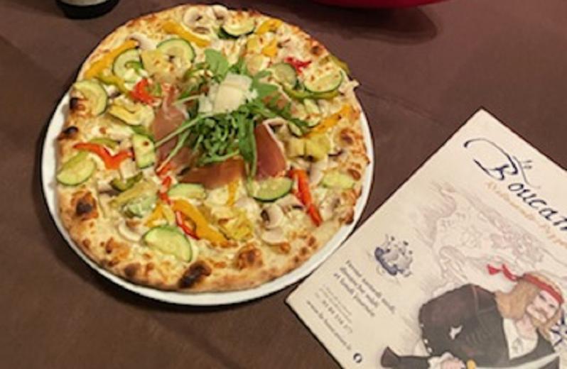 Pizza au Boucanier