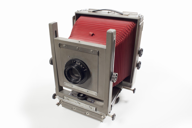 B&J 8 x 10 Camera