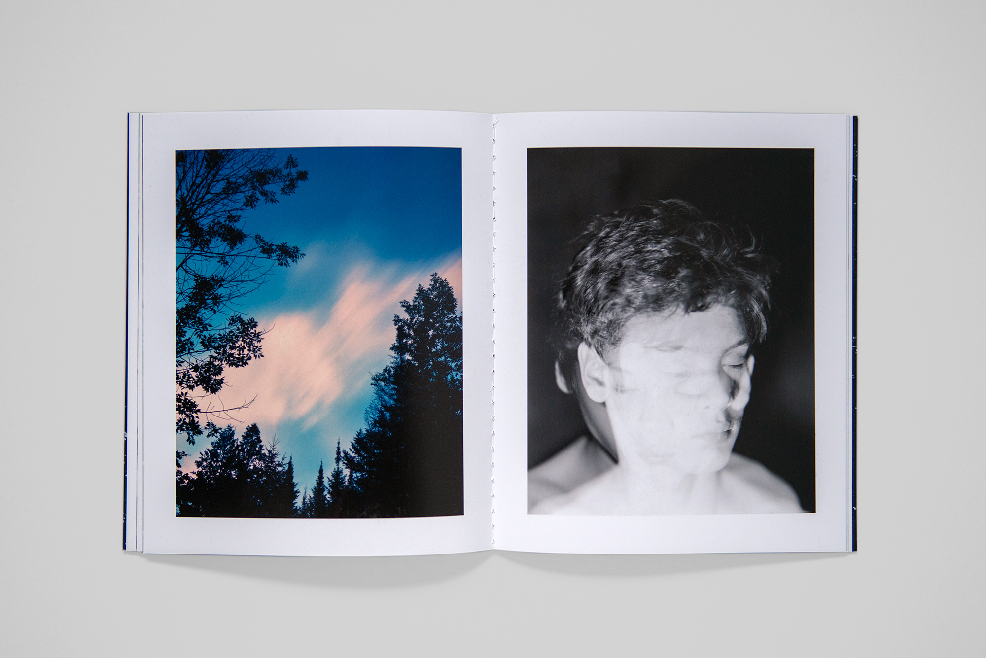 Participants will learn about various approaches and considerations to making a photo book.