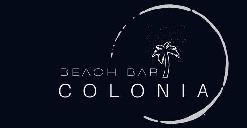 beach bar colonia logo