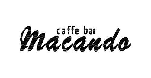 caffe bar macando logo