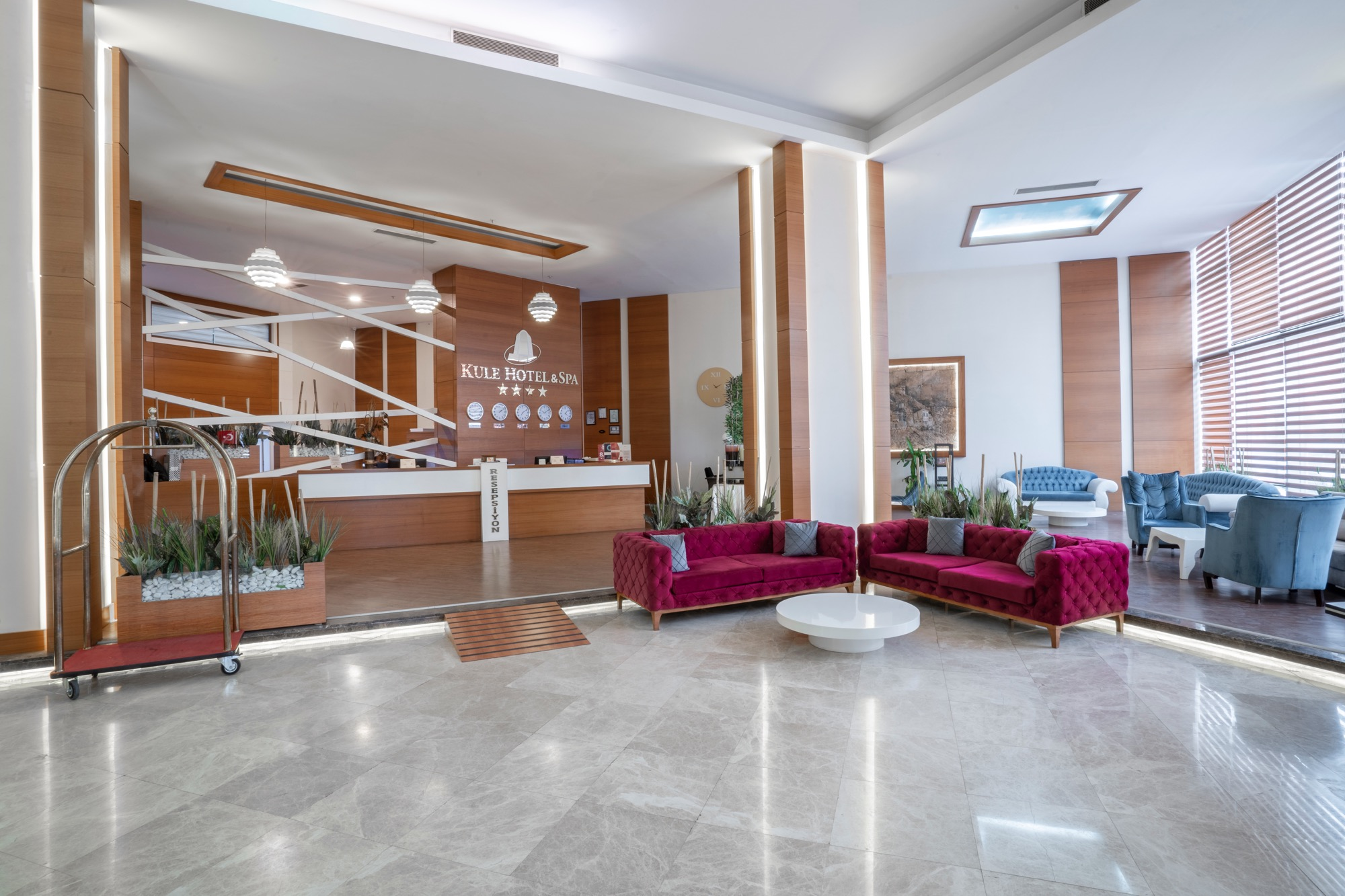 Kule Otel & Spa Gaziantep