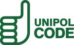 UNIPOL Code logo
