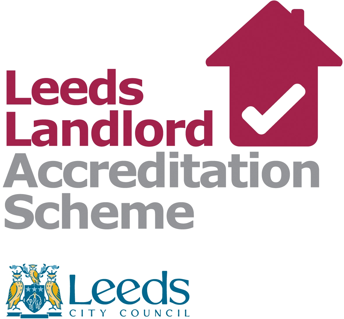Leeds Landlords Accreditation Scheme logo