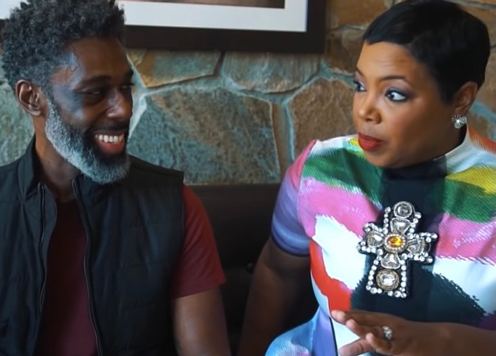 Family Matters: Kellie Williams & Shawn Harrison