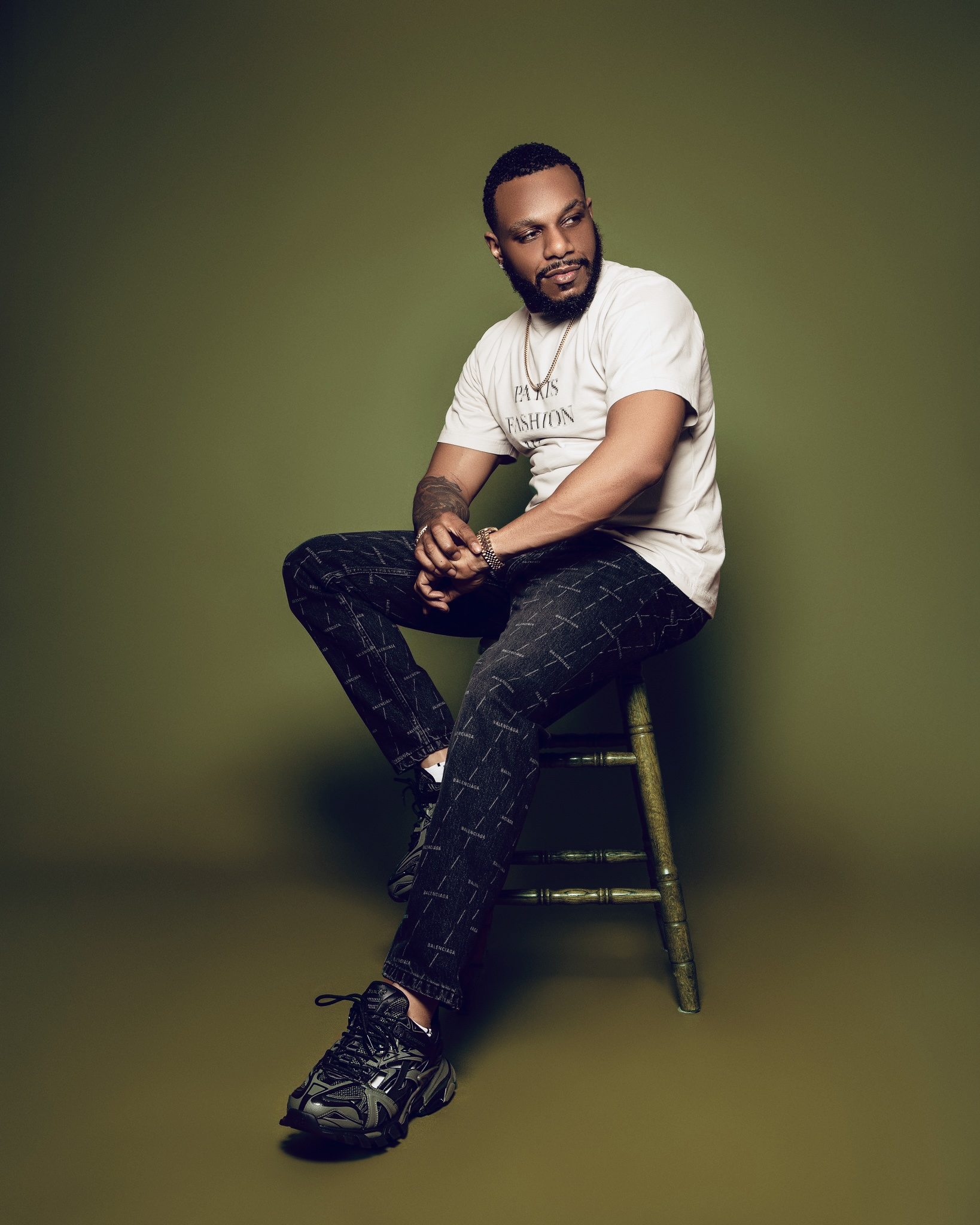 Corey Isom Is Creating His First Musical Project